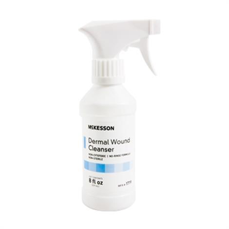 wound cleanser vs normal saline