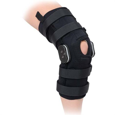 Advanced Orthopaedics TM Wrap Around Hinged Knee Brace