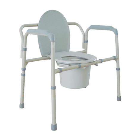 Drive Heavy Duty Bariatric Folding Commode