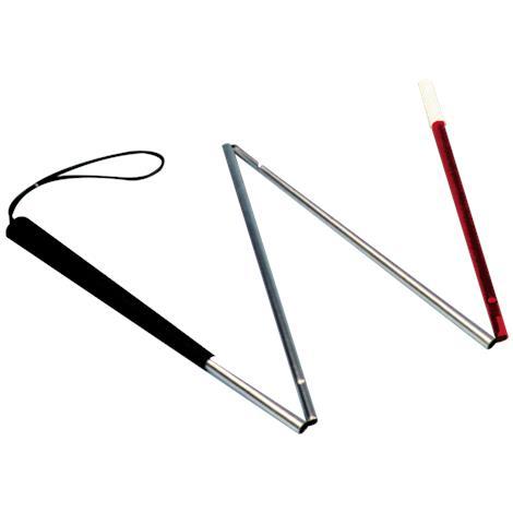 Essential Medical Folding Blind Cane