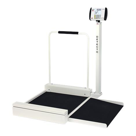 Detecto Digital Stationary Wheelchair Scale
