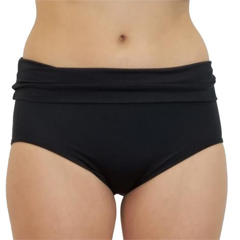 Buy Complete Shaping Mastectomy Foldover Swim Brief