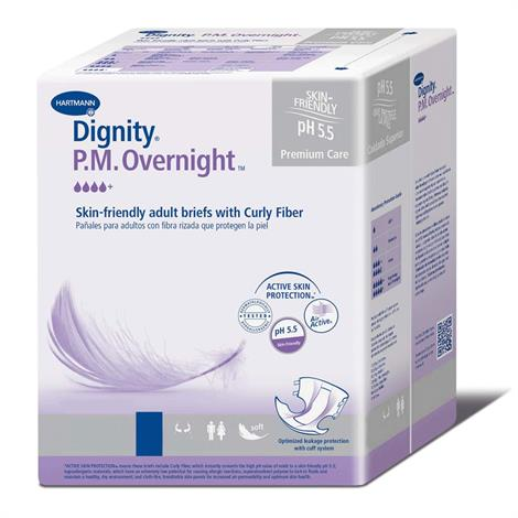 Hartmann Dignity PM Overnight Adult Fitted Brief