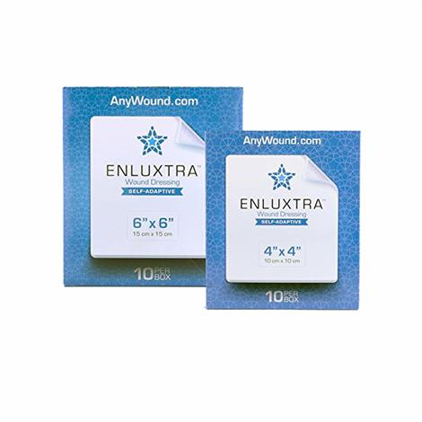 Enluxtra Humifiber Self-Adaptive Wound Dressing