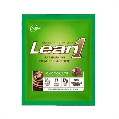 Nutrition53 Lean1 Fat Burning Meal Replacement Dietary Supplement