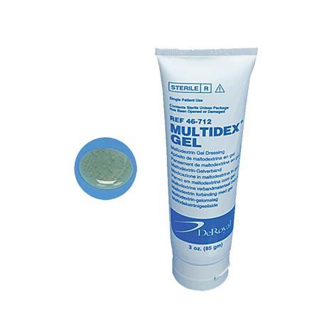 DeRoyal Multidex Gel Maltodextrin Hydrophilic Wound Dressing