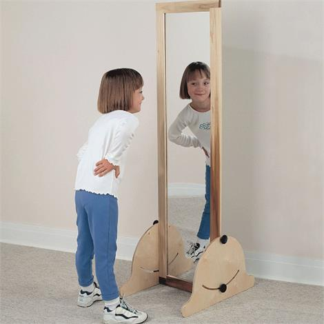 Buy Sammons Preston Pediatric Vertical and Horizontal Acrylic Mirror