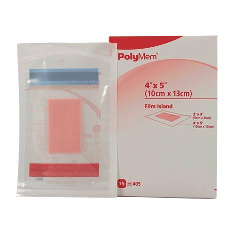 PolyMem Film Adhesive Dressing
