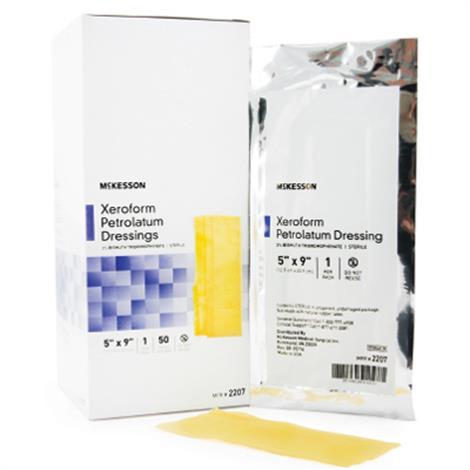McKesson Xeroform Petrolatum Sterile Gauze Dressing