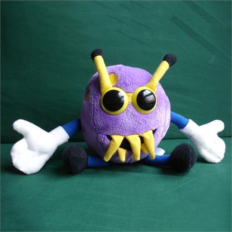 Glo Germ Buster Mascot Award for Handwashing