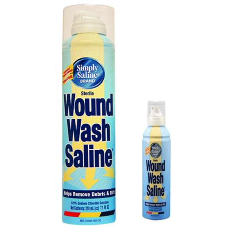 Church & Dwight Simply Saline Wound Wash