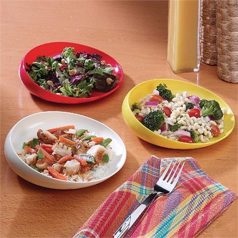 Buy Eight Inch Round Scoop Dish