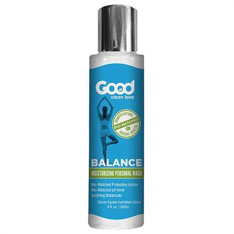 Good Clean Love Balance Moisturizing Personal Wash