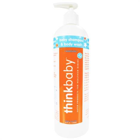 Thinkbaby Shampoo and Body Wash