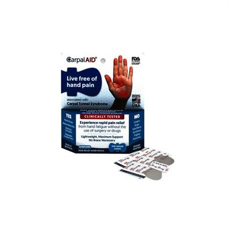 Buy CarpalAID Hand Patch