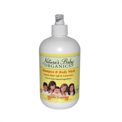 Natures Baby Organics Shampoo Body Wash