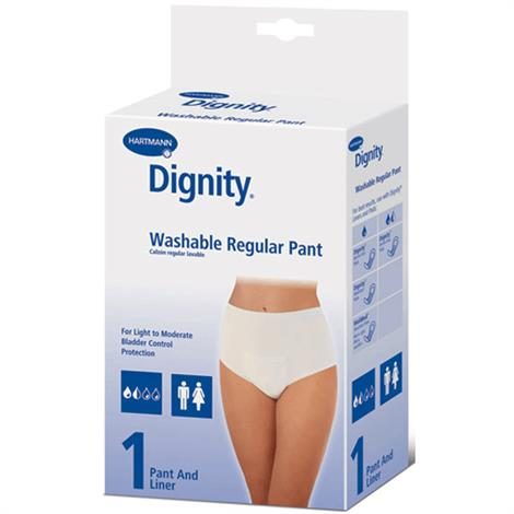 Hartmann Dignity Washable Pant with Built-In Protective Pouch