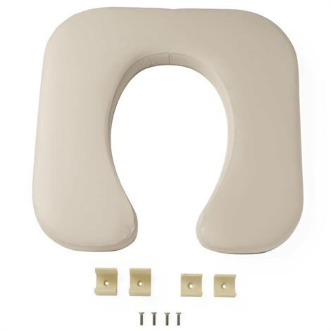 Commode Contoured Seat For Guardian Padded Transfer Bench