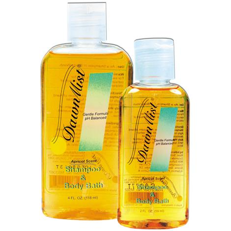 Dukal DawnMist Shampoo and Body Bath