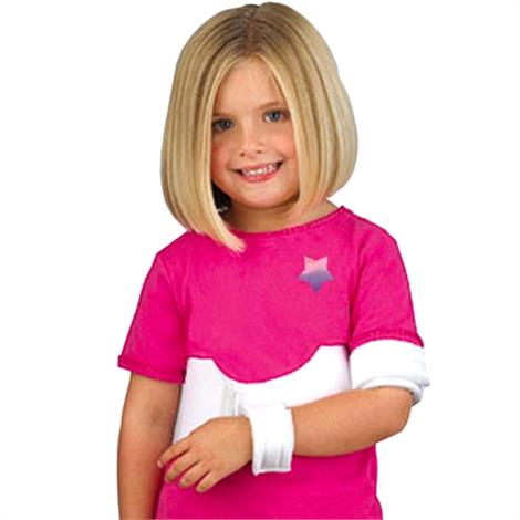FLA Orthopedics Pediatric Elastic Shoulder Immobilizer