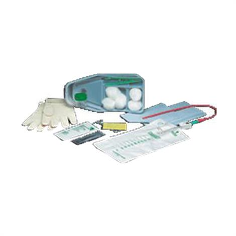 Bard Slim-Line Paperboard Intermittent Catheter Tray