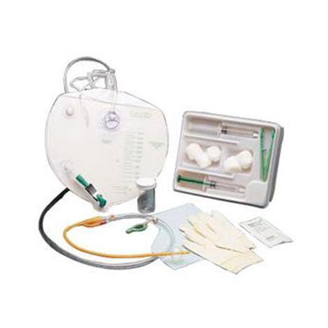 Bard Lubricath Foley Tray With Hydrophillic-Coated Catheter