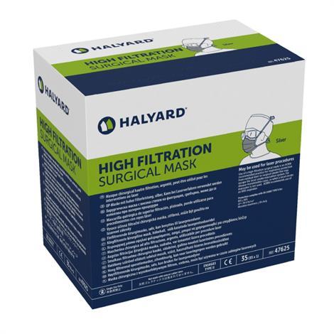 Halyard High Filtration Surgical Mask