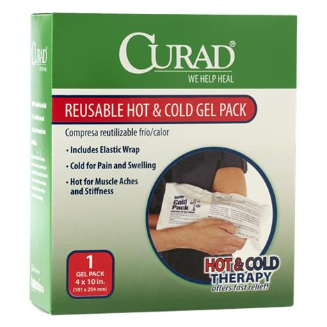 Medline Curad Reusable Hot And Cold Gel Pack