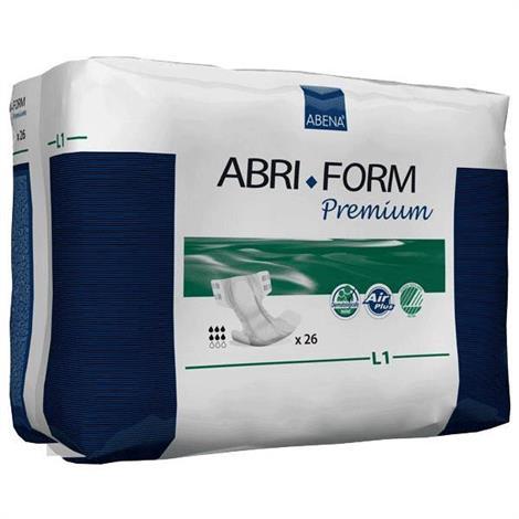 Abena Abri-Form Premium Air Plus Adult Brief - Large - Value Pack