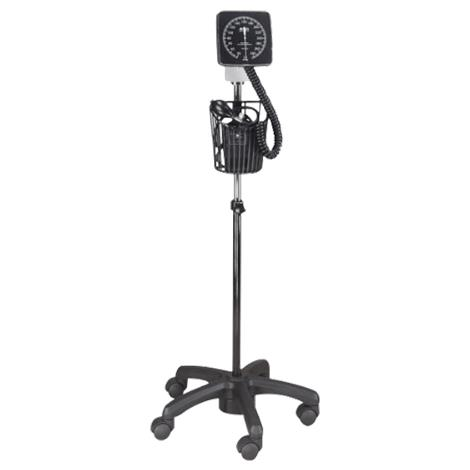 Buy Mabis DMI Legacy Adjustable Combination Mobile and Wall-Mounted Clock Adult Aneroid Sphygmomanometer