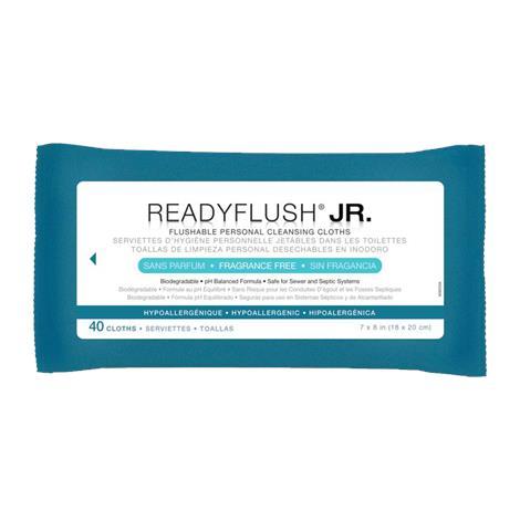 Medline ReadyFlush Biodegradable Flushable Wipes Refill Pack