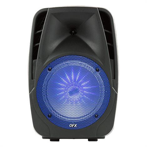 QFX Portable Bluetooth Party Speaker Black