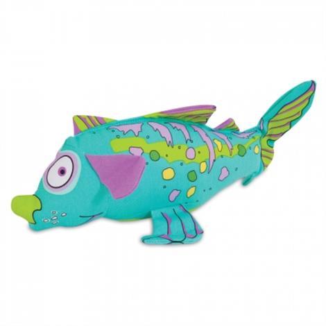 Buy Fat Cat Finimals Dogfish Dog Toy