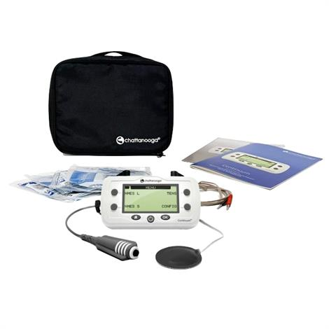Buy Chattanooga Continuum Electrotherapy Pain Relief System With Foot Switch And Electrodes