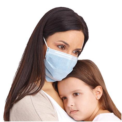 Medline Curad BioMask Antiviral Isolation Mask