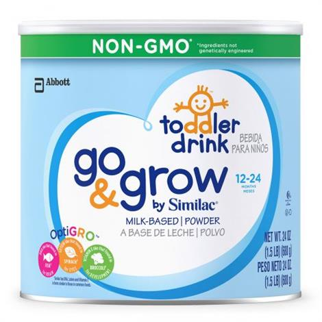Buy Abbott Similac Go and Grow Milk Based Toddler Drink