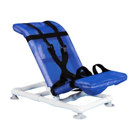 Buy Duralife Large Adjustable Bath Chair with Curved Seat and Back