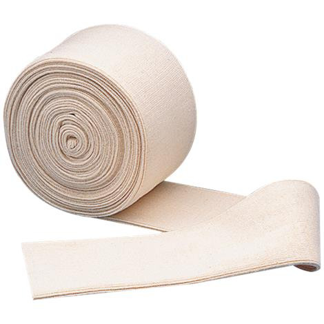 Heavy-Duty Ribbed Cotton Stockinette 25 Yard Roll