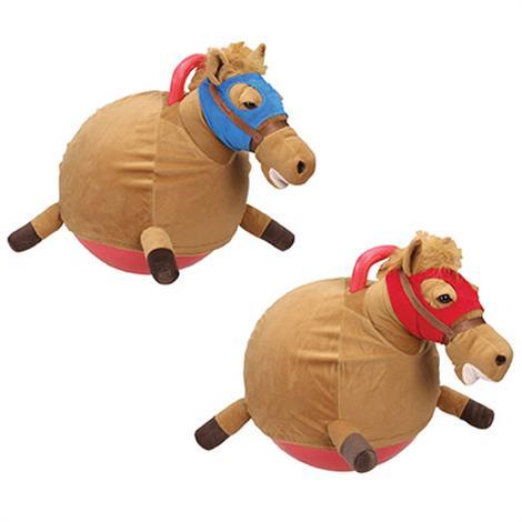 Charm Race Horse Hopper Ball
