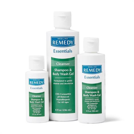 Remedy Essentials Shampoo and Body Wash Gel