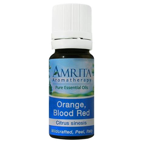 Amrita Aromatherapy Blood Red Orange Essential Oil