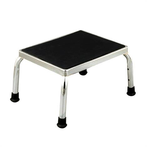 Essential Medical Chrome Plated Foot Stool