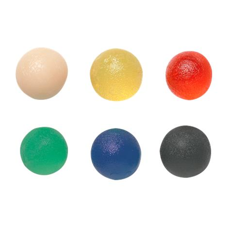 CanDo Gel Standard Squeeze Hand Exercise Ball