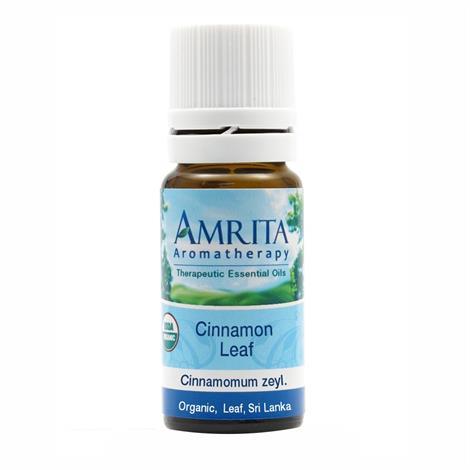 Amrita Aromatherapy Cinnamon Leaf Essential Oil