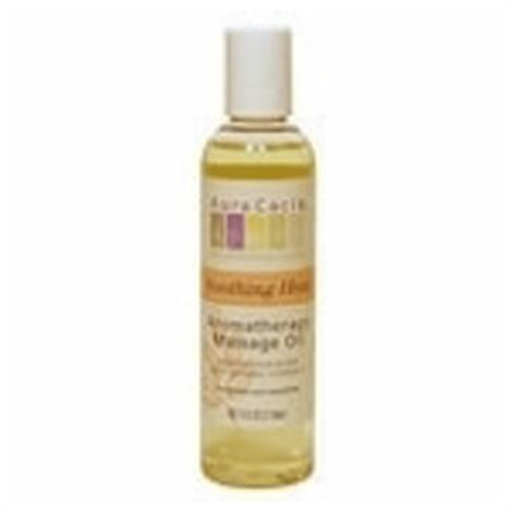 Aura Cacia Avocado Vegetable Massage Oil
