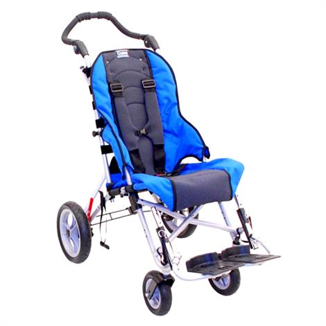 Convaid Cruiser CX Pediatric Wheelchair - Transit Model