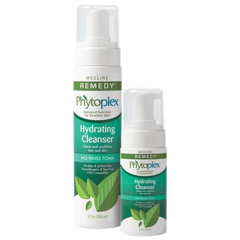 Medline Remedy Phytoplex Hydrating Cleansing Foam