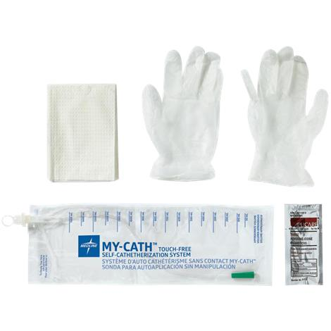 Medline My-Cath Touch-Free Self Catheter Closed System