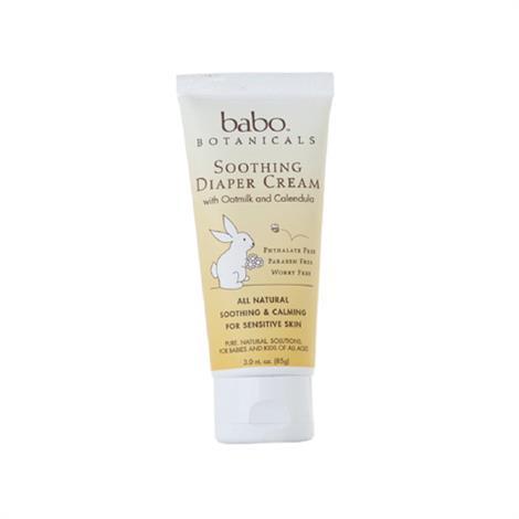 Babo Botanicals Diaper Cream