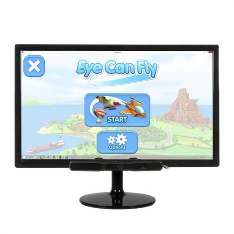 My Gaze Eye Can Fly Bundle Eye Gaze Control System